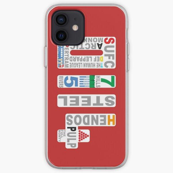 0114 Sheffield United iPhone Soft Case