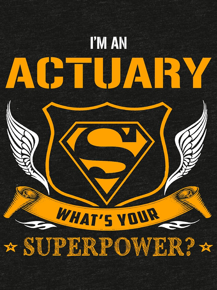 ACTUARY super power by jackieland