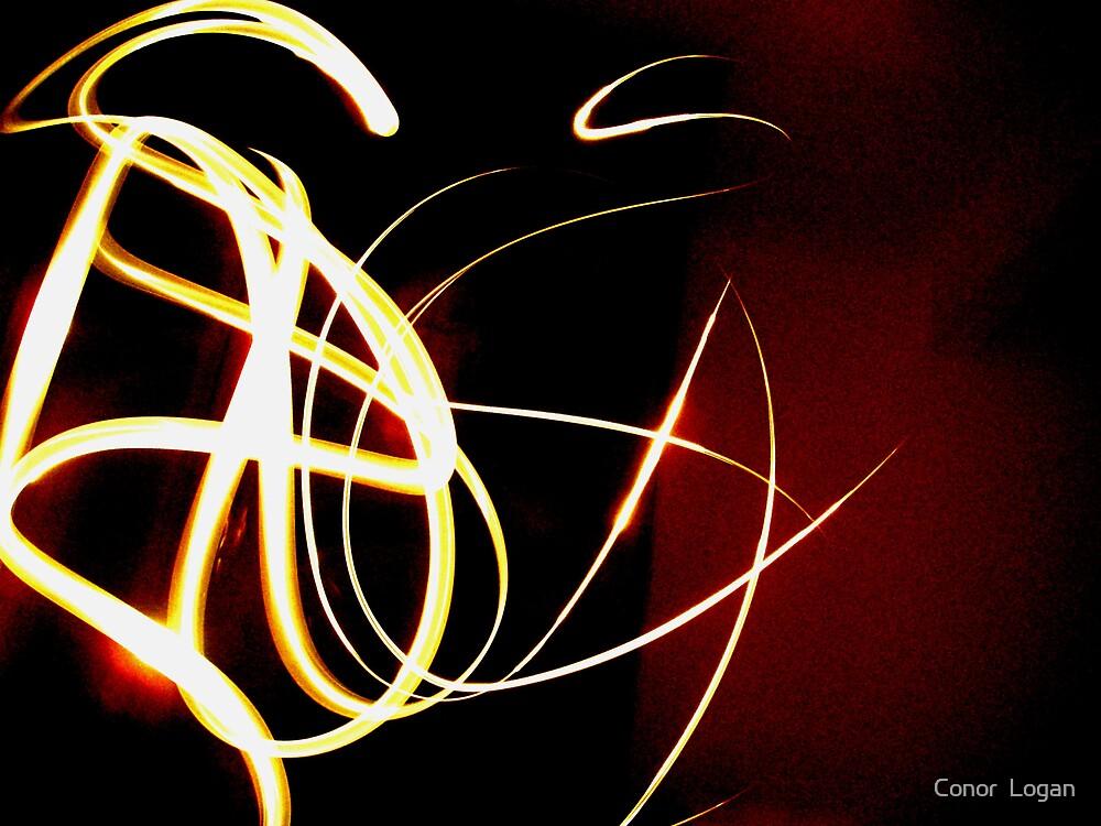 Light Graffiti by Conor  Logan