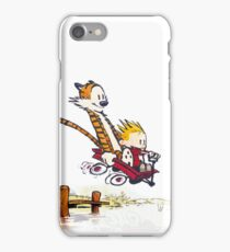 Jump To The Lake iPhone Case/Skin