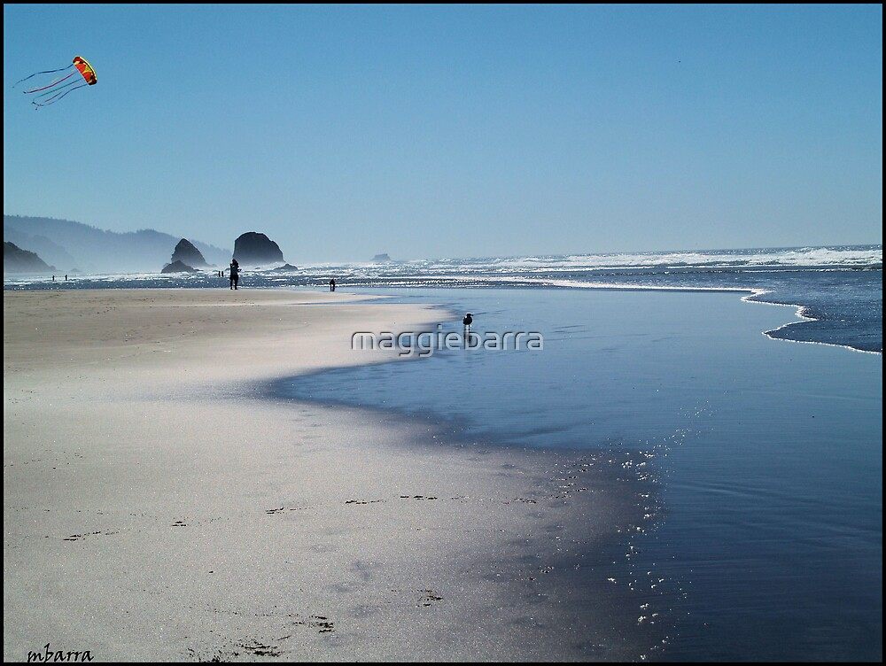 Oregon Coast by maggiebarra