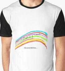 Hastings Thrives; Imagine the possibilities Graphic T-Shirt