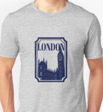 London Stamp Unisex T-Shirt