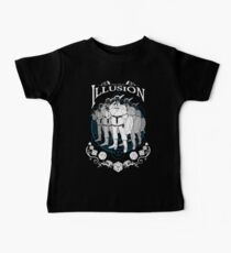 Illusion - D&D Magic School Series : White Kids Clothes