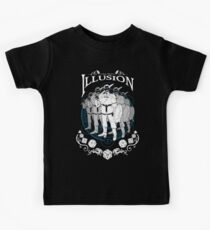 Illusion - D&D Magic School Series : White Kids Clothes