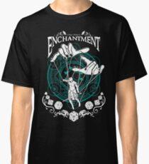 Enchantment - D&D Magic School Series : White Classic T-Shirt