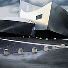 Imperial War museum by CrispNsharp