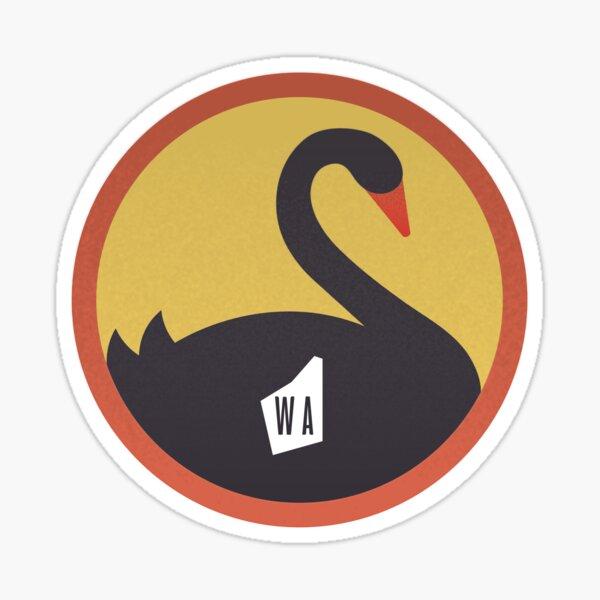 Western Australia Logo 2017 Sticker