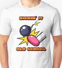 Kickin' It Old School Unisex T-Shirt