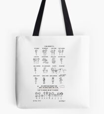 Women, choice empowers!  Tote Bag