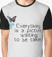 Life is strange - picture Graphic T-Shirt