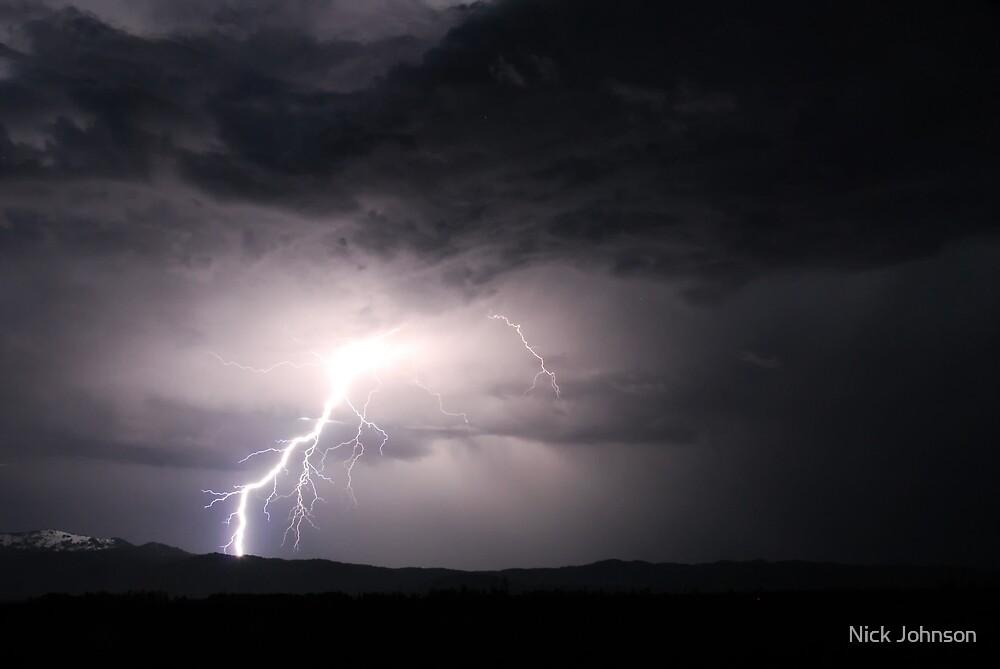 Spring Thunderstorm by Nick Johnson