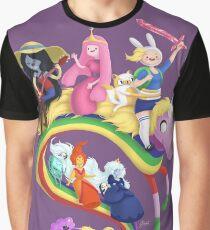 Adventure Girls Graphic T-Shirt