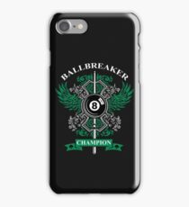 Ballbreaker Champion iPhone Case/Skin