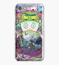 Ricks Must Be Crazy iPhone Case/Skin
