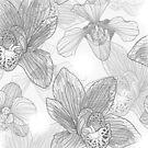 Orchid Pattern by Methuselah87