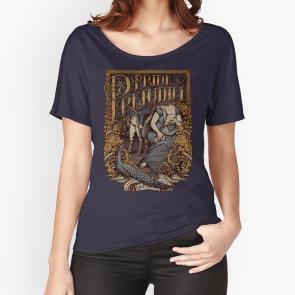 PRIDE AND PREJUDICE Relaxed Fit T-Shirt