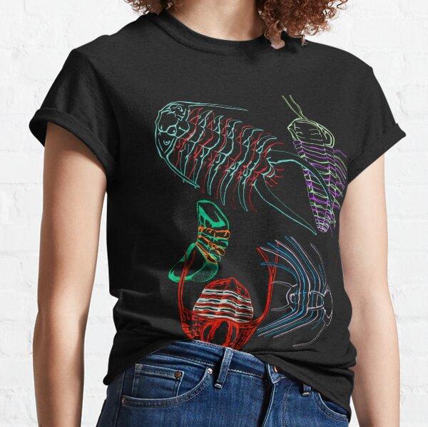 Ordovician Era Trilobites 2 Classic T-Shirt