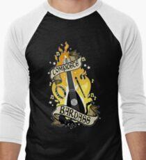 Beende Bardass Baseballshirt mit 3/4-Arm