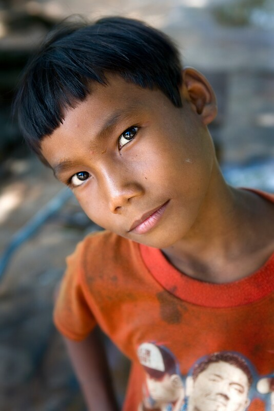 Quot Khmer Boy Quot By Anthony Begovic Redbubble