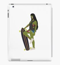 Anya Sugar iPad Case/Skin