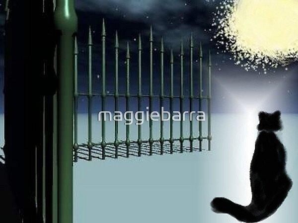 The Waiting  Gate by maggiebarra