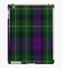 Abercrombie (Wilsons No 264) Clan/Family Tartan  iPad Case/Skin