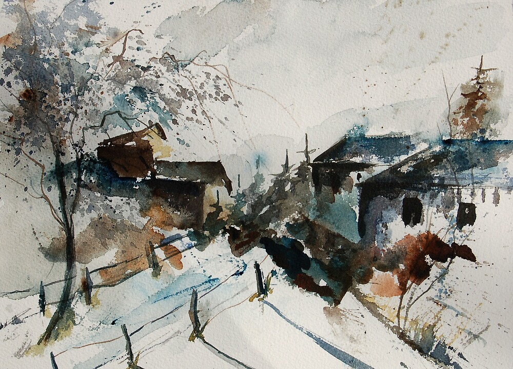 watercolor 080707 by calimero