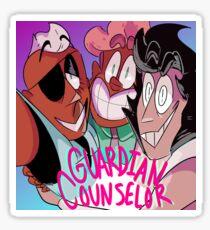 Guardian Counselor Fam Sticker