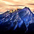 Mt.Cascade by John Poon