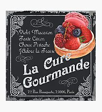 La Cure Gourmande Photographic Print