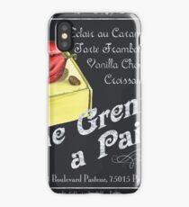 Le Grenier a Pain iPhone Case/Skin