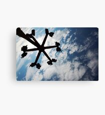 Texas Space Station Canvas Print