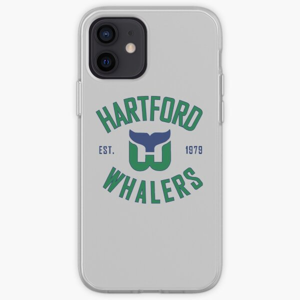 Hartford Whalers CT iPhone Soft Case