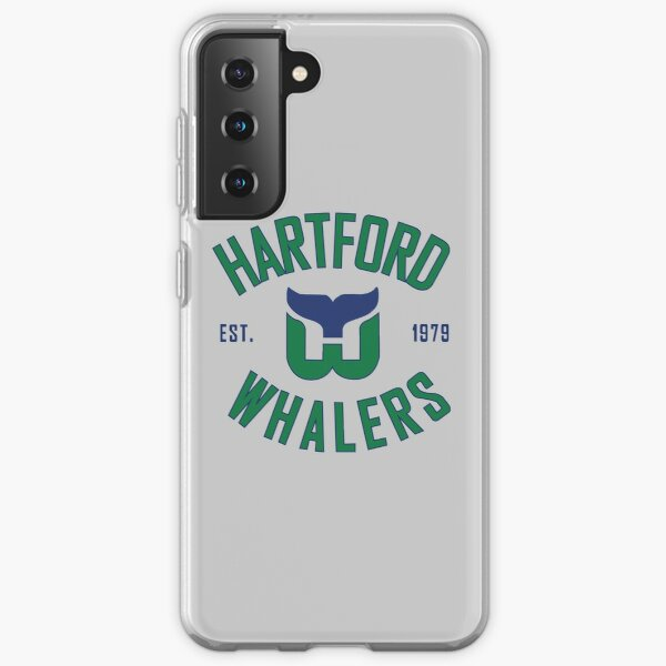 Hartford Whalers CT Samsung Galaxy Soft Case