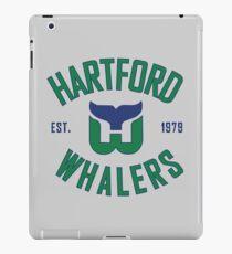 Hartford Whalers CT iPad-Hülle & Klebefolie