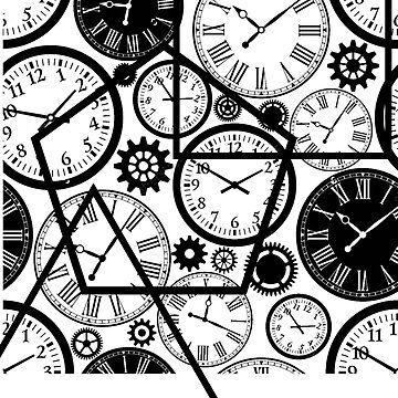 Clock Pattern by Methuselah87