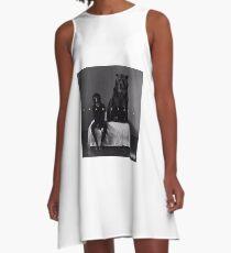 6lack A-Line Dress