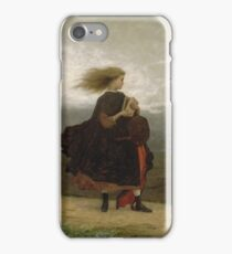 Eastman Johnson - The Girl I Left Behind Me iPhone Case/Skin