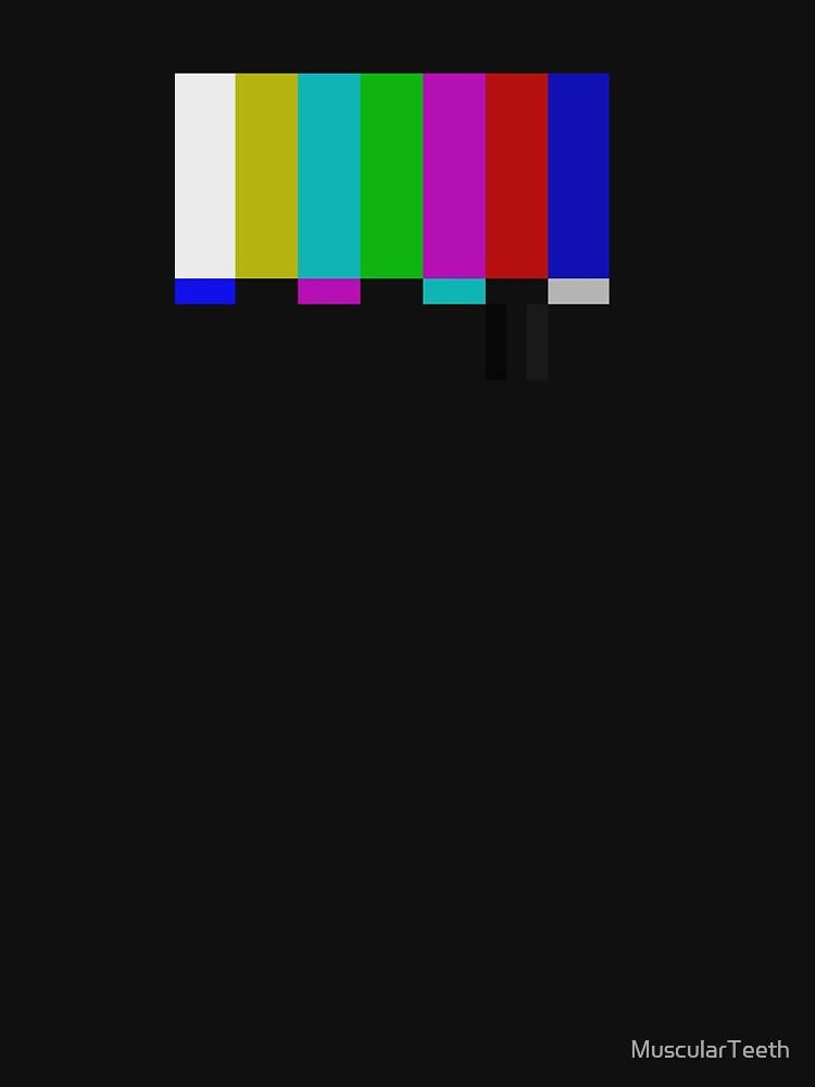 PAL TV Test Pattern  by MuscularTeeth