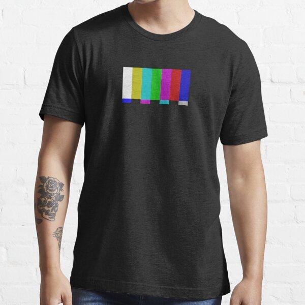 PAL TV Test Pattern  Essential T-Shirt
