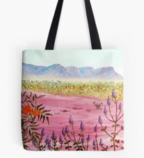 Flowers of the Pilbara Tote Bag