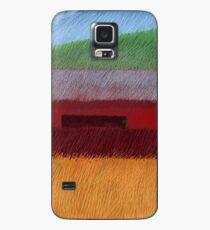 Green Hill Case/Skin for Samsung Galaxy