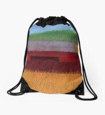 Green Hill Drawstring Bag