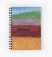 Green Hill Spiral Notebook