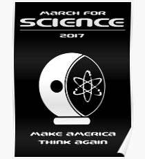 MARCH FOR SCIENCE VII Poster
