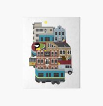 Untitled / By Chris Versteeg/ For SPOT THE DOT Art Board