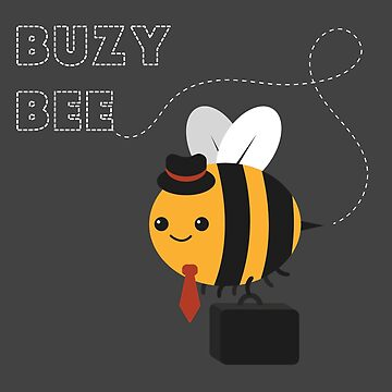 Buzy Bee by katiecrumpton