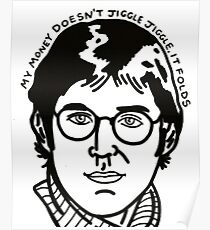 theroux Poster