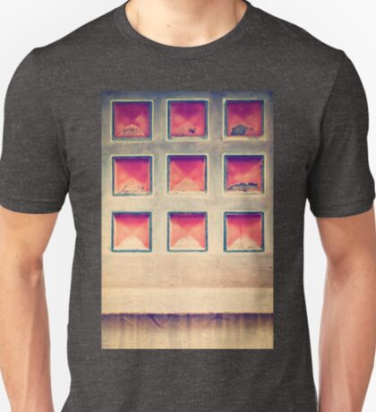 Squares in wall T-Shirt